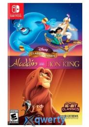 Disney Classic Games: Aladdin and The Lion King Nintendo Switch (английская версия)