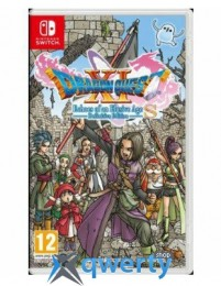 Dragon Quest XI: Echoes of an Elusive Age Definitive Edition Nintendo Switch (английская версия)