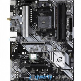 ASROCK B550 Phantom Gaming 4/ac (sAM4, AMD B550, PCI-Ex16)