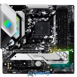 ASRock B550M Steel Legend (sAM4, AMD B550, PCI-Ex16)