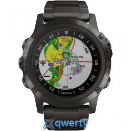 Garmin D2 Delta PX Aviator Watch With Carbon Gray Titanium Band 51mm (010-01989-30) EU