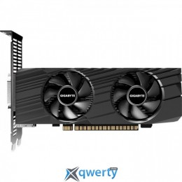 GIGABYTE GeForce GTX 1650 OC Low Profile 4G (GV-N1650OC-4GL)