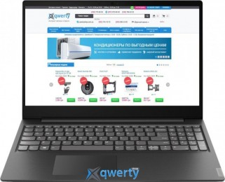 Lenovo IdeaPad S145-15IKB (81VD009ERA) Granite Black