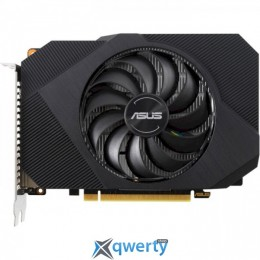 Asus PCI-Ex GeForce GTX 1650 Phoenix OC 4GB GDDR6 (128bit) (1410/12000) (DVI, HDMI, DisplayPort) (PH-GTX1650-O4GD6)