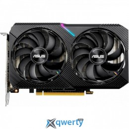 ASUS Dual GeForce RTX 2060 Mini OC Edition 6GB GDDR6 (DUAL-RTX2060-O6G-MINI)