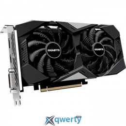 Gigabyte PCI-Ex GeForce GTX 1650 Super Windforce OC 4GB GDDR6 (128bit) (1725/12000) (HDMI, DisplayPort, DVI-D) (GV-N165SWF2OC-4GD)