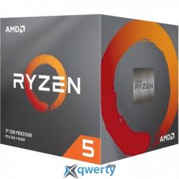 AMD Ryzen 5 3600XT 3.8GHz/32MB (100-100000281BOX) sAM4 BOX