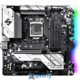 ASRock B460M Steel Legend (s1200, Intel B460, PCI-Ex16)