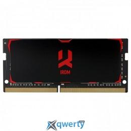 GOODRAM IRDM SO-DIMM DDR4 2400MHz 8GB (IR-2400S464L15S/8G)