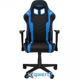 DXRACER Nex EC/O134/NB Black/Blue (EC-O134-NB-K3-303)