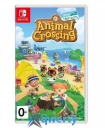 Animal Crossing: New Horizons Nintendo Switch (русская версия)