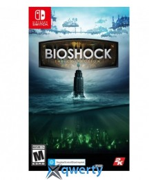 BioShock Collection Switch Nintendo Switch (английская версия)