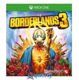 Borderlands 3 XBox One (русские субтитры)