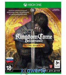 Kingdom Come Deliverance Royal Edition XBox One (русские субтитры)