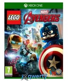 Lego Avengers XBox One (русские субтитры)
