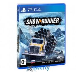 SnowRunner PS4 (русская версия)