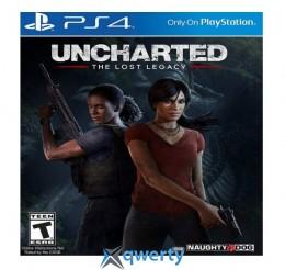 Uncharted 4 PS4 (русские субтитры)