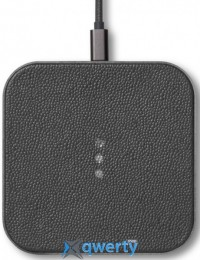 Courant Catch 1 Single Fast Wireless Charger Ash (CR-C1-GR-GR)