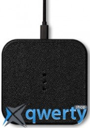Courant Catch 1 Single Fast Wireless Charger Black (CR-C1-BK-BK)