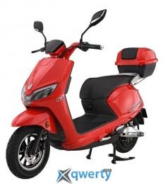 Электроскутер AIMA М3 Li (Red)