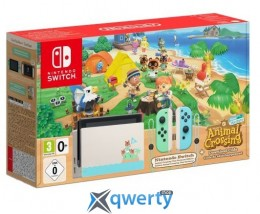 Nintendo Switch Animal Crossing: New Horizons Limited Edition (Upgraded version)