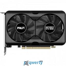 PALIT GeForce GTX 1650 GamingPro OC (NE61650S1BG1-1175A)