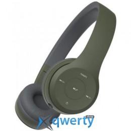 Havit HV-H2575BT Army-Green (24878)