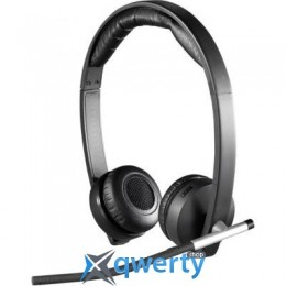 Logitech H820e Wireless Headset Stereo USB (981-000517)
