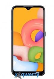 Samsung Galaxy A01 2/16GB Black (SM-A015FZKD) UA