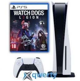 Sony Playstation 5 White 1Tb + Watch Dogs: Legion (русская версия)