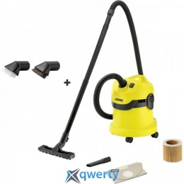 KARCHER WD 2 Cartridge Filter Kit + 2 щётки (9.611-411.0)