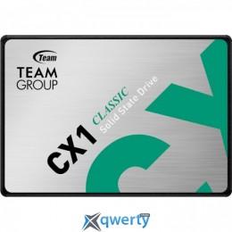 TEAM CX1 480GB SATA (T253X5480G0C101) 2.5