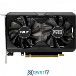PALIT GeForce GTX 1650 GP (NE6165001BG1-166A)