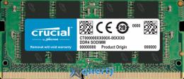 CRUCIAL SO-DIMM DDR4 2666MHz 8GB (CT8G4SFRA266)