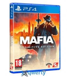 Mafia: Definitive Edition PS4 (русская версия)  PS4