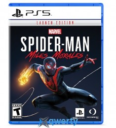 Marvel's Spider-Man Miles Morales Launch Edition PS5