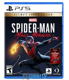 Marvel s Spider-Man Miles Morales Ultimate Launch Edition PS5