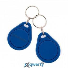 Ajax Бесконтактный ключ-брелок Mifare синий (000008312)