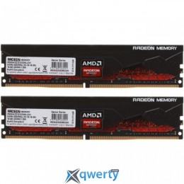 AMD Radeon R9 Gamer DDR4 3200MHz 32GB (2x16) (R9S432G3206U2K)