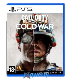 Call of Duty Black Ops Cold War (Blu-ray, Russian version) для PS5