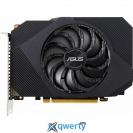 Asus PCI-Ex GeForce GTX 1650 Phoenix 4GB GDDR6 (128bit) (1410/12000) (DVI-D, HDMI, DisplayPort) (PH-GTX1650-4GD6)