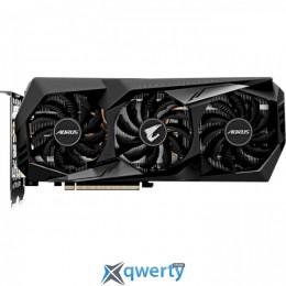 Gigabyte PCI-Ex GeForce GTX 1660 Super Aorus 6GB GDDR6 (192bit) (1785/12000) (HDMI, 3 x DisplayPort) (GV-N166SAORUS-6GD)