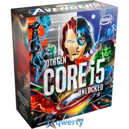 Intel Core i5-10600K 4.1GHz/12MB (BX8070110600KA) s1200 Marvel's Avengers Collector's Edition BOX