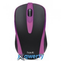Havit HV-MS675 USB Purple (22830)