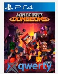 Minecraft DungeonsPS4