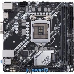 ASUS Prime H410I-Plus (LGA1200, Intel H410, PCI-Ex16)