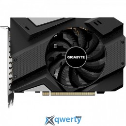 Gigabyte PCI-Ex GeForce RTX 2060 Mini ITX 6GB GDDR6 (192bit) (1‎680/14000) (HDMI, 3 x DisplayPort) (GV-N2060IX-6GD)