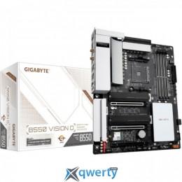GIGABYTE B550 Vision D (sAM4, AMD B550, PCI-Ex16)
