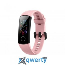 Honor gadgets Band 5 (CRS-B19S) Coral Pink with OXIMETER (55024141)