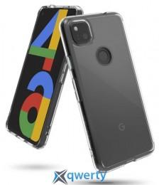 Ringke Fusion для Google Pixel 4a Clear (Прозрачный)